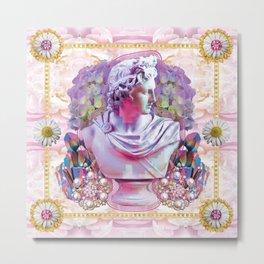 sweet pale pink prince Metal Print