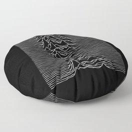 Joy Division 2 Floor Pillow