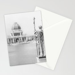 Chicago World's Fair - The White City 1893 Stationery Cards