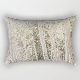 Colorado Aspens Rectangular Pillow