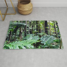 Tropical Forest 05 Rug