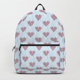 It´s raining love Backpack