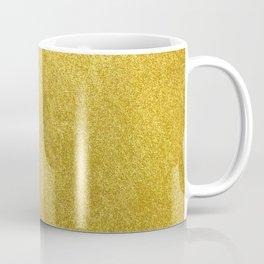 Golden texture background. Vintage gold. Coffee Mug