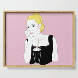 Betty Cooper Serving Tray
