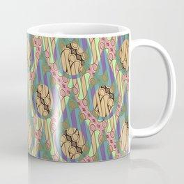 tribal background digital paper Coffee Mug