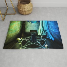 The Witches Room Rug
