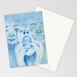 Turmoil Stationery Cards