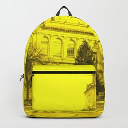 Des Moines, IA Court house Backpack