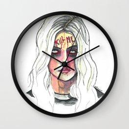 Kill Me Wall Clock