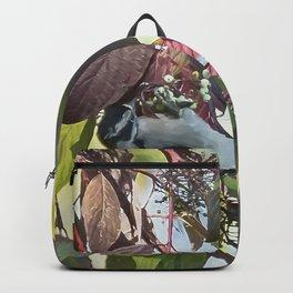 Downy Woodpecker Backpack