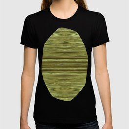 Abstraction Serenity in Pinewood T-shirt