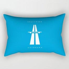 Kraftwerk Autobahn Rectangular Pillow