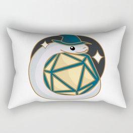 Wizard Snake (D&D Snakes) Rectangular Pillow