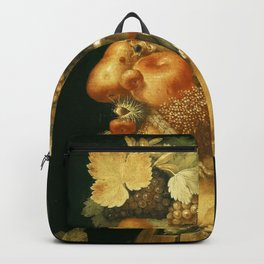 Giuseppe Arcimboldo autumn Backpack