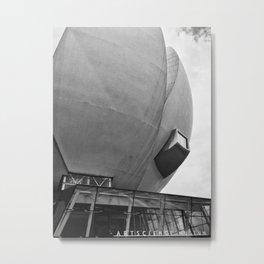 Art Science Museum Metal Print