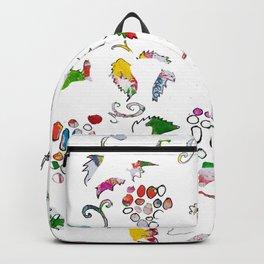 Grape bubbles Backpack