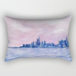 Toronto Tranquility Rectangular Pillow