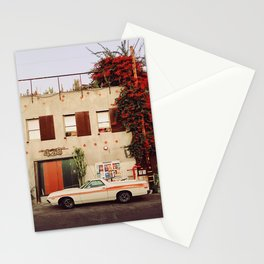 Arts District, Los Angeles Stationery Cards