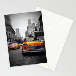 Taxi! - NYC series IV. -  Stationery Cards