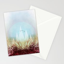 TREES under MAGIC MOUNTAINS VI-A Stationery Cards
