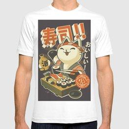 Cat Sushi T-shirt