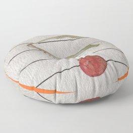 Fall Note Floor Pillow