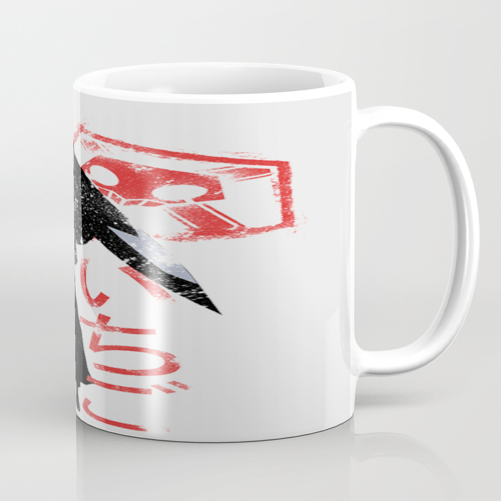 Hollow Destroyer Tea Cup by Ngominhanhhfed MUG7906407