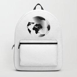 Earth Football Backpack