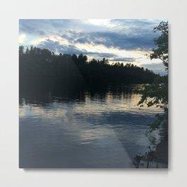 Lake Metal Print