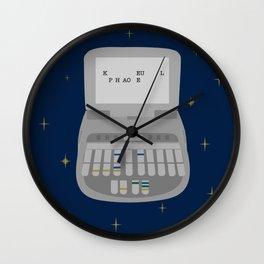 KEUL PHAOE/ KILL ME Wall Clock