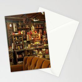 The Central Perk Bar Stationery Cards