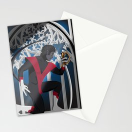Wagner's Sword Stationery Cards