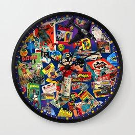 Mania '66! Wall Clock