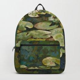 Lotus Pond Serenity Series I Backpack