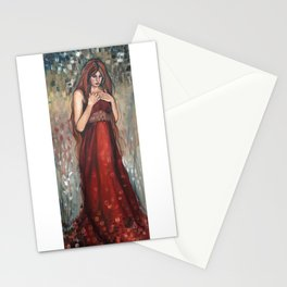 The Wish by Kim Marshall Stationery Cards
