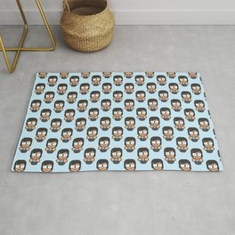 Tina Belcher Pattern Rug