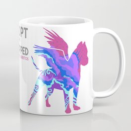 Mila of Troy (Logo) Coffee Mug