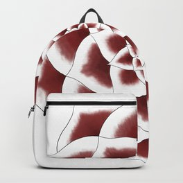 Stargazer Lily Mandala Backpack
