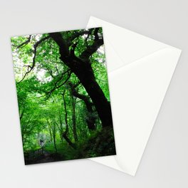 Enchanted Forest - Study VIII Stationery Cards