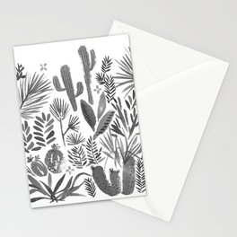 Desert Moods - Watercolor Painting Stationery Cards
