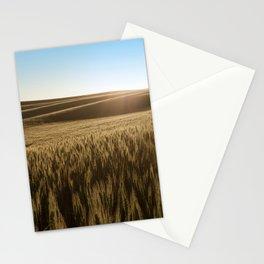 Palouse Sunset Photography Print Stationery Cards