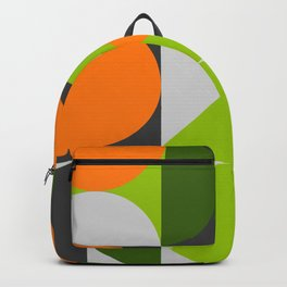 Abstract Composition 529 Backpack