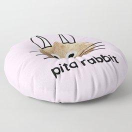 Pita Rabbit Floor Pillow