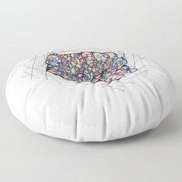 Point & Shoot 1 Floor Pillow