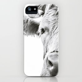 Highlander I iPhone Case