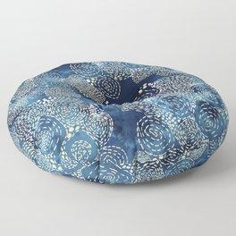 Sewing Thread Floor Pillow