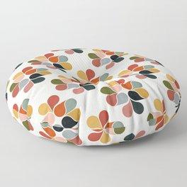 Retro geometry pattern Floor Pillow