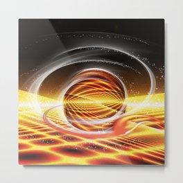 Sonnensymphonie Metal Print