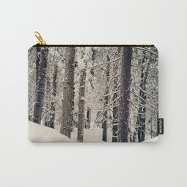 Winter Woods 1 Carry-All Pouch