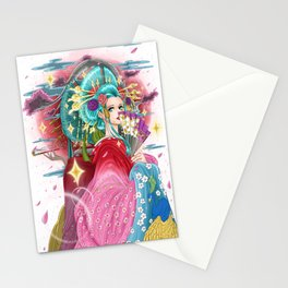 Beauty of the Orient Stationery Cards